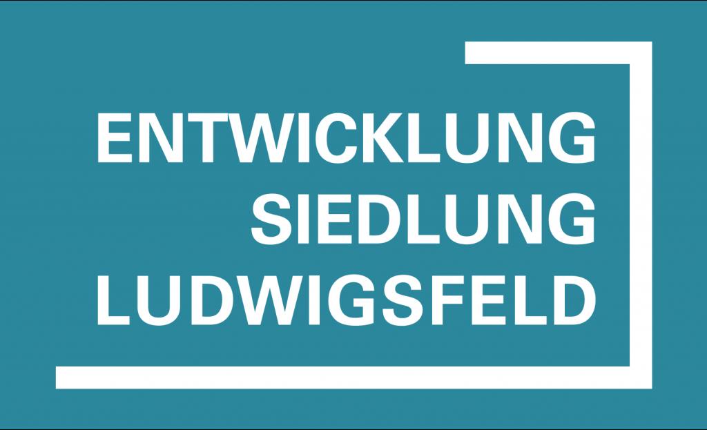 Logo Entwicklung Siedlung Ludwigsfeld